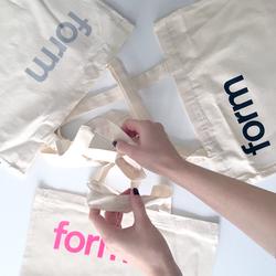 form Stofftasche