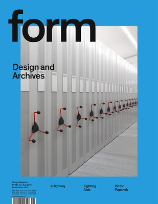 form Nº 281. Design and Archives