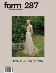 form Nº 287. Frauen und Design