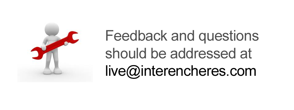 Calendrier Interencheres.Interencheres Live