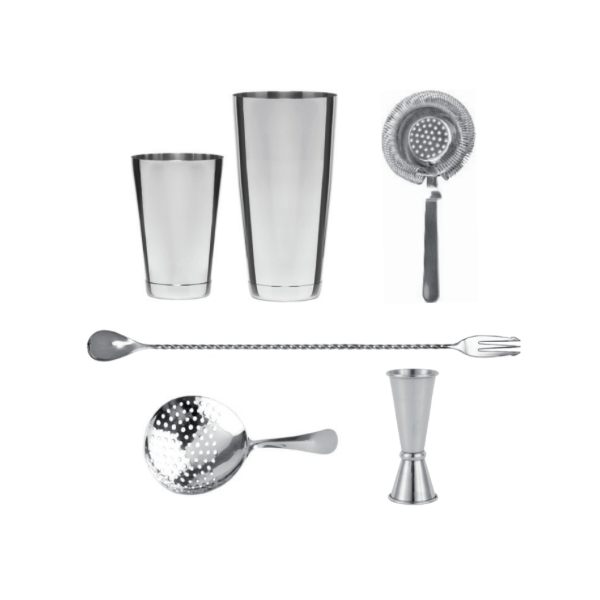 Speakeasy boxed set Silver