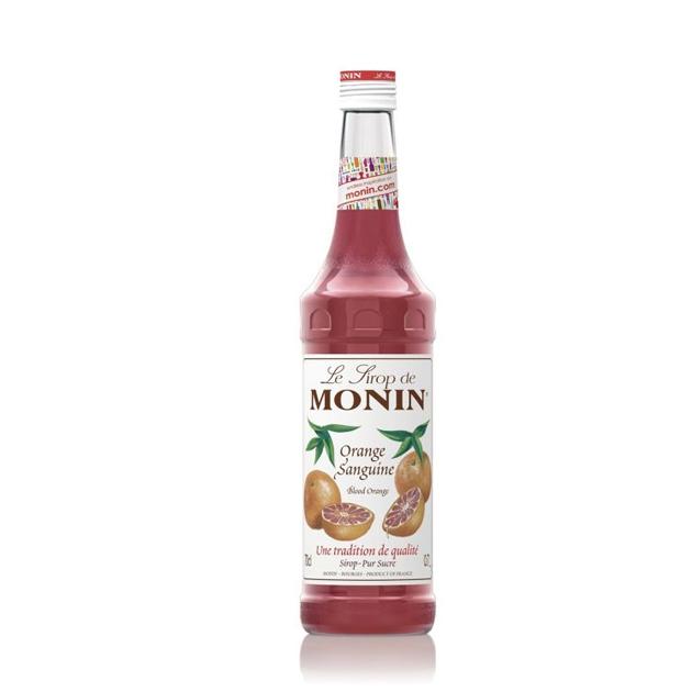 Företagsjulklappar - Monin***Blodapelsin 70cl