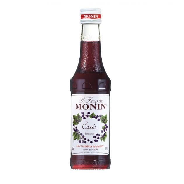 Företagsjulklappar - Monin***Svarta Vinbär 25cl