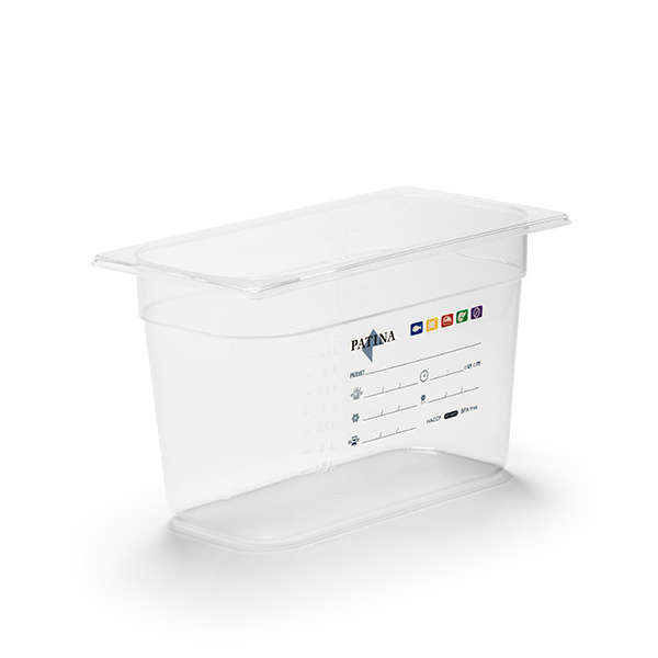 Företagsjulklappar - Kantin GN 1/3-200 PP-Plast Bisfenolfri HACCP***