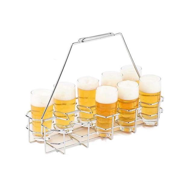 Företagsjulklappar - Ölställ För 10 Glas 00632