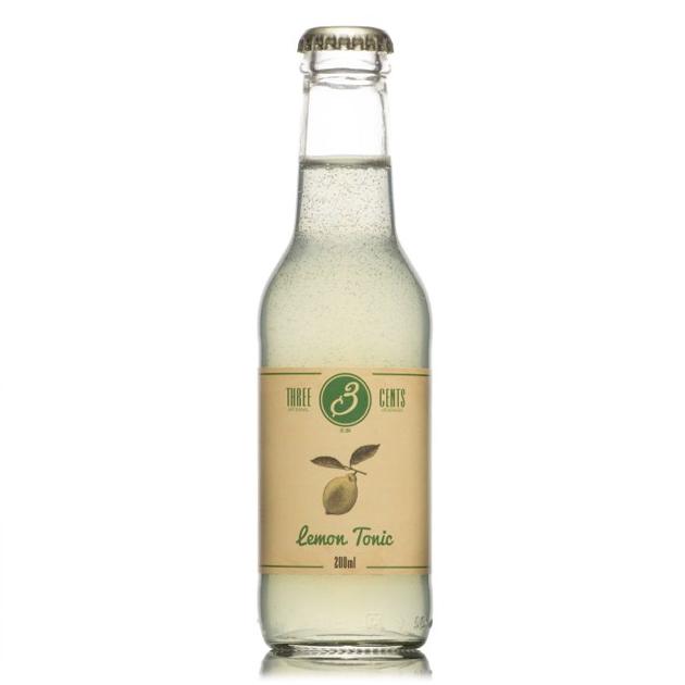 Three Cents Lemon Tonic 20cl