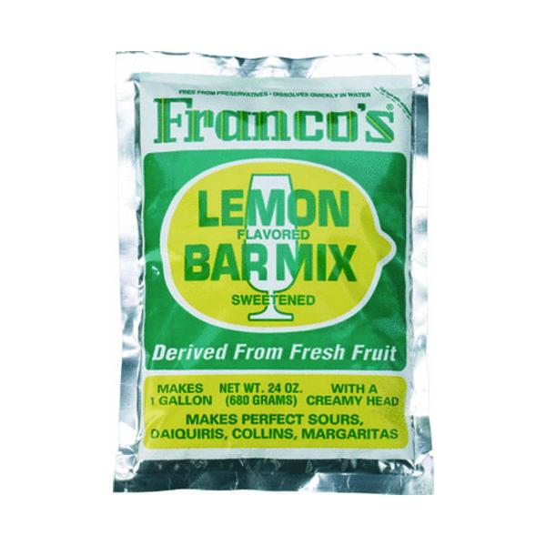 Företagsjulklappar - Francos Lemon Sweet & Sour 680g