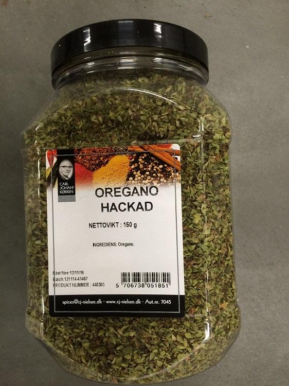 Krydda Oregano 150G Nielsen
