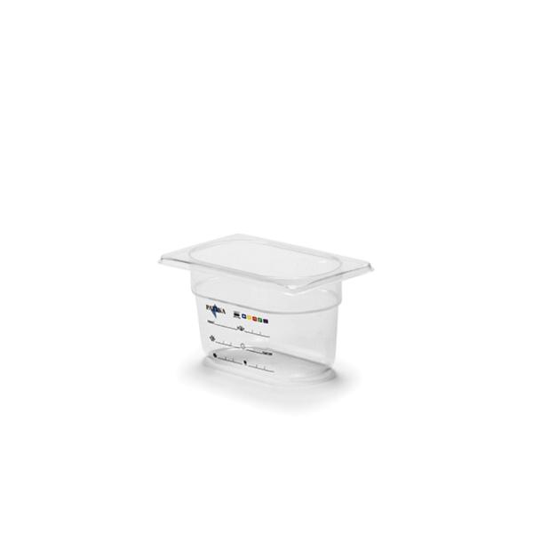 Företagsjulklappar - Kantin GN 1/9-65 PP-Plast Bifenolfri HACCP
