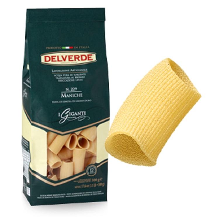 Pasta Delverde Maniche 500G