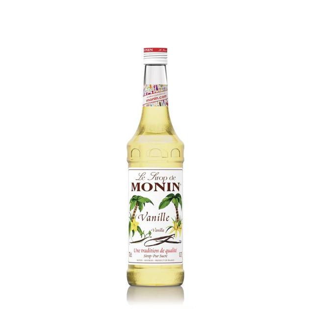 Monin Vanilj 70cl