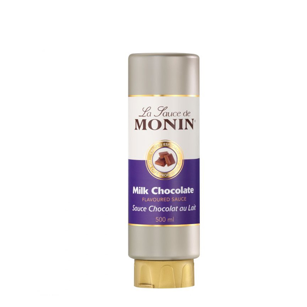 Företagsjulklappar - Monin***Mjölkchokladsås 50cl