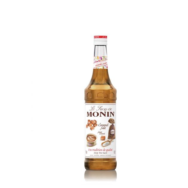 Företagsjulklappar - Monin Salt Caramel 70cl