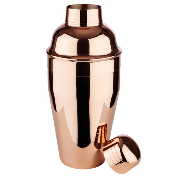 Shaker 0,5L Blank Koppar 93211