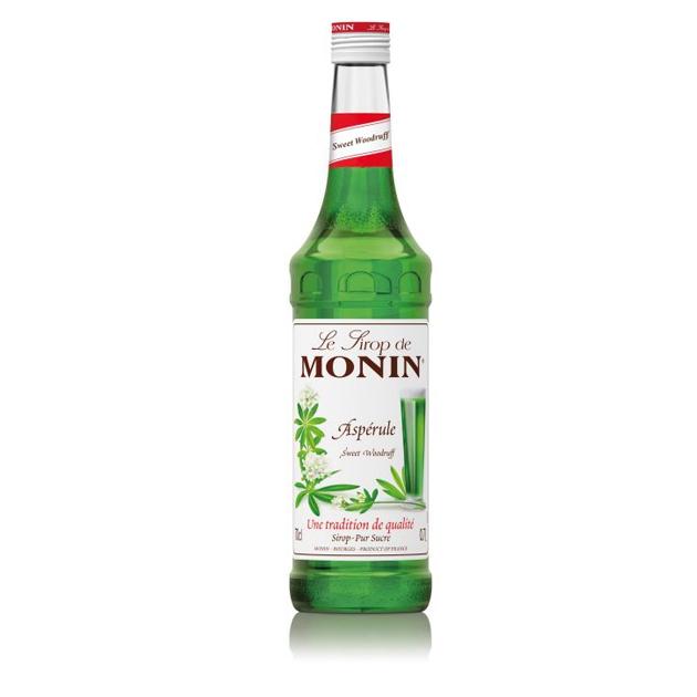Företagsjulklappar - Monin***Woodruff 70cl