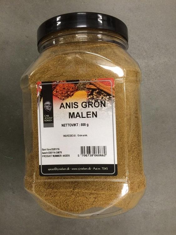Krydda Anis Malen 800G Nielsen