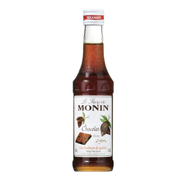 Företagsjulklappar - Monin***Choklad 25cl