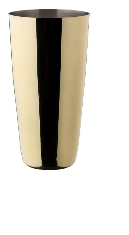 Shaker 80cl Guld