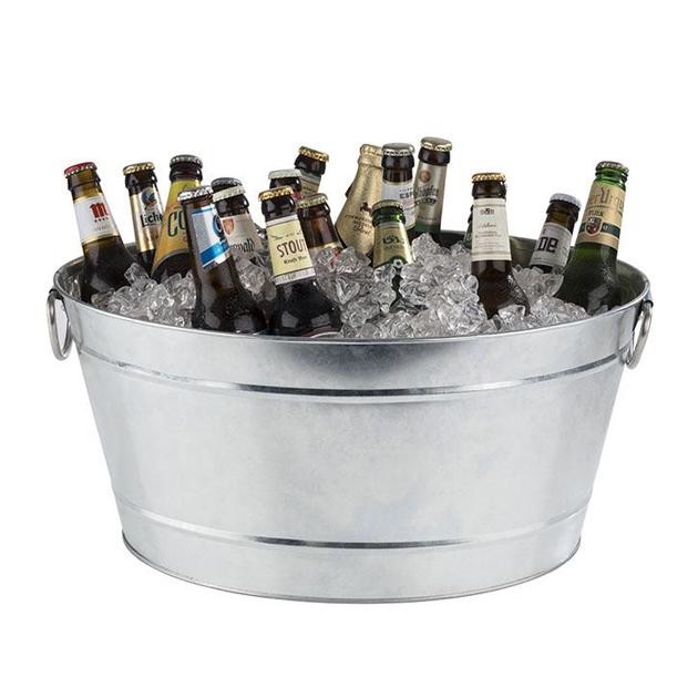Företagsjulklappar - Flaskkylare***Galvaniserad 18L 36096