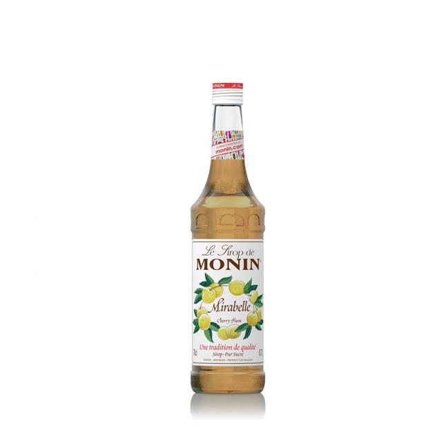 Företagsjulklappar - Monin***Plommon 70cl