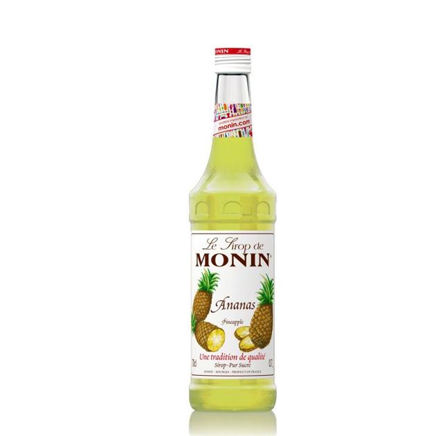 Företagsjulklappar - Monin Ananas 70cl