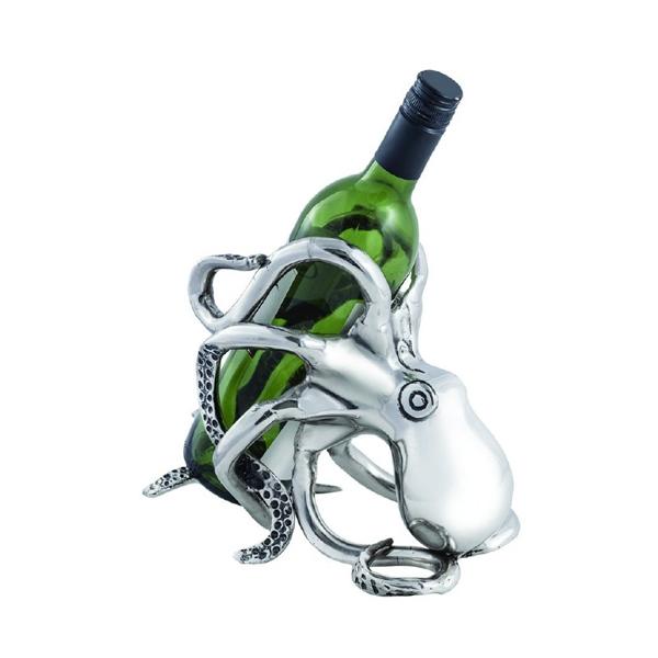 Företagsjulklappar - Octopus Vinflaskhållare