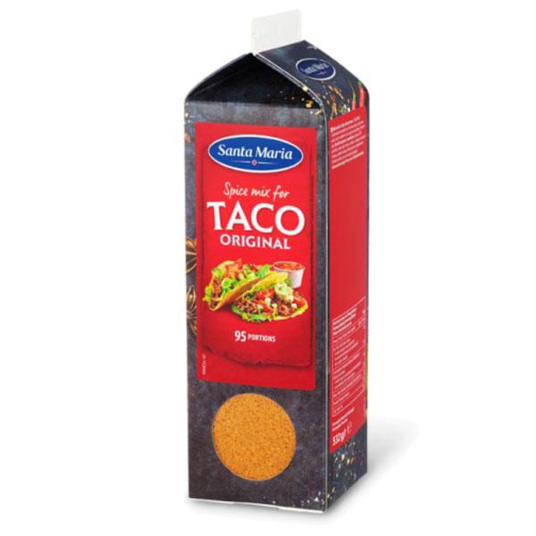 Krydda Taco Mix 532G Santa Maria