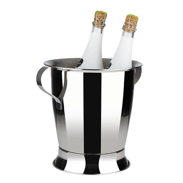Vin & Champagnekylare Rostfri 5L 36092