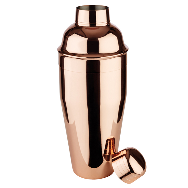 Shaker 0,7L Blank Koppar 93212