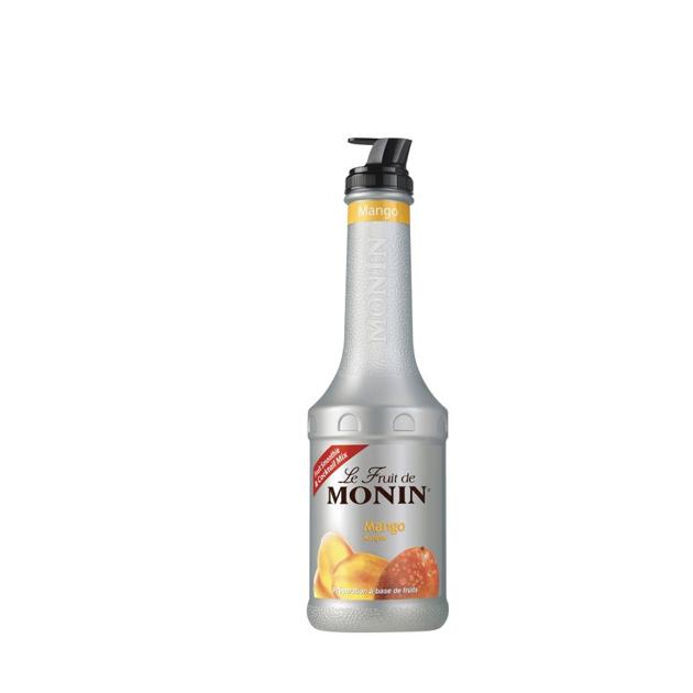 Företagsjulklappar - Monin Mangopurè 1L