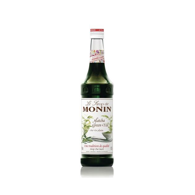 Företagsjulklappar - Monin Matcha Green Tea 70cl