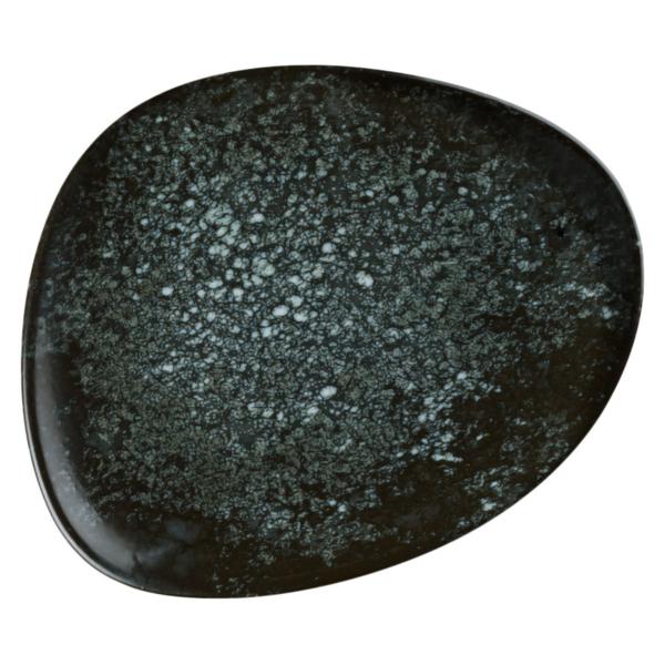 Tallrik***Cosmos Black 24cm 6-Pack