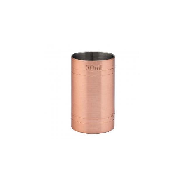 Fingerborgsmätglas Koppar 50ml