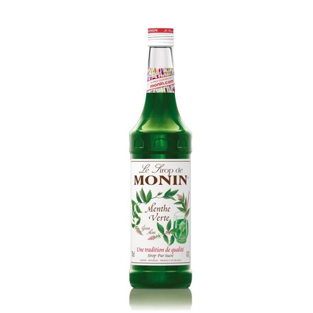 Företagsjulklappar - Monin***Grön Mint 70cl