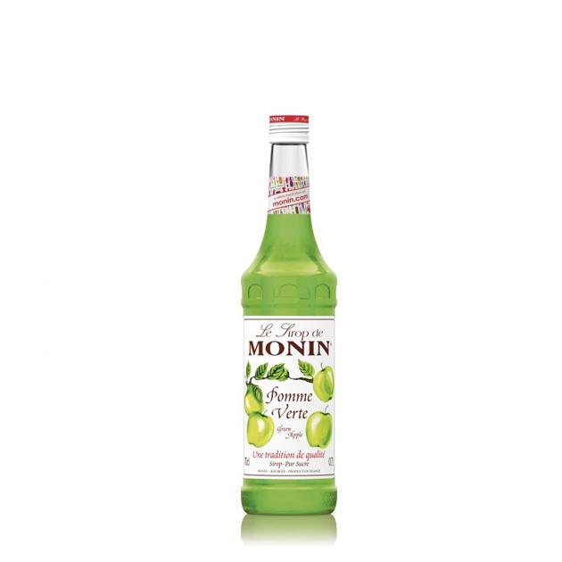 Företagsjulklappar - Monin Grönt Äpple 70cl