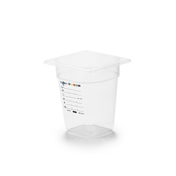 Företagsjulklappar - Kantin GN 1/6-200 PP-Plast Bisfenolfri HACCP***
