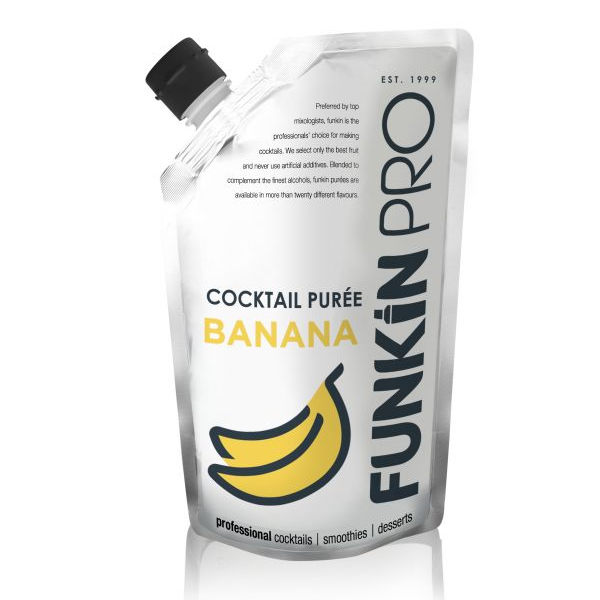 Funkin Pro*** Bananpurè 1kg