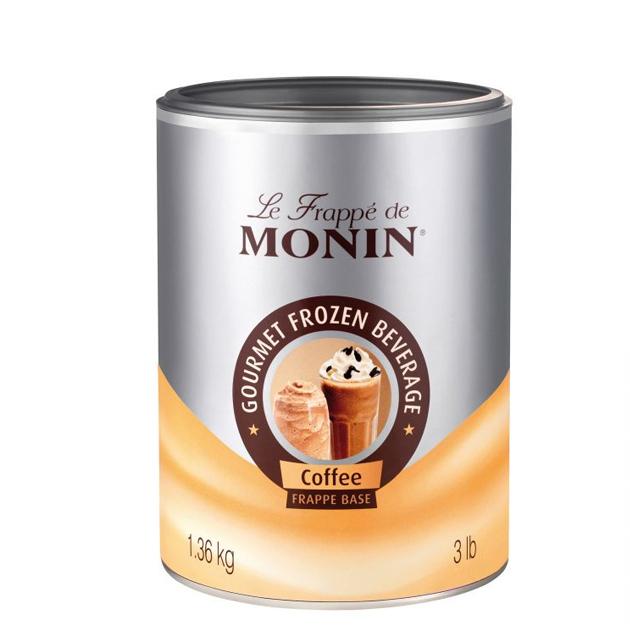 Monin Kaffe Frappé 1360g