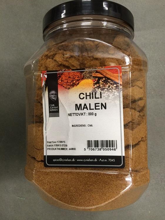 Krydda Chilipulver 800G Nielsen
