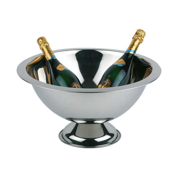 Företagsjulklappar - Champagnekylare***Rostfri Spegelpolerad 12L
