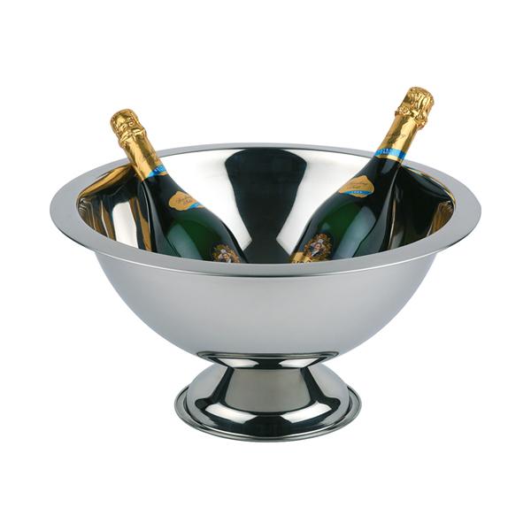 Champagnekylare***Rostfri Spegelpolerad 12L