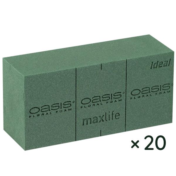 Företagsjulklappar - Oasis***Grön Ideal Låda