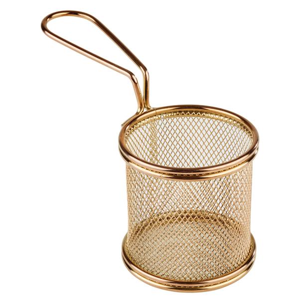 Snackholder Rektangulär Guld