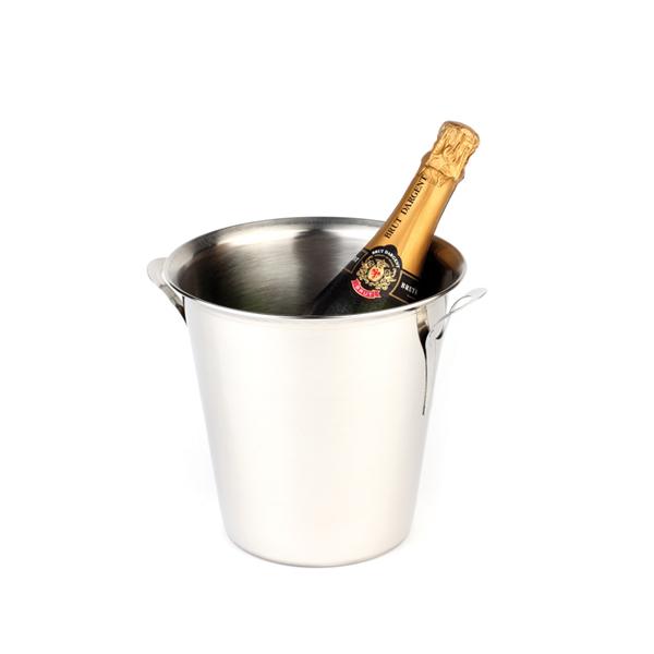 Företagsjulklappar - Vin & Champagnekylare Rostfri 3,5L 36025