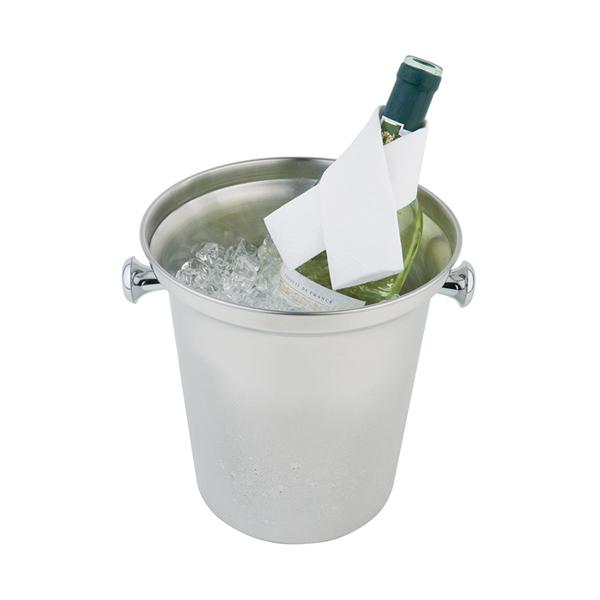 Företagsjulklappar - Vin & Champagnekylare Spegelpolerad 4L 36028