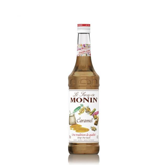 Företagsjulklappar - Monin Caramel 70cl