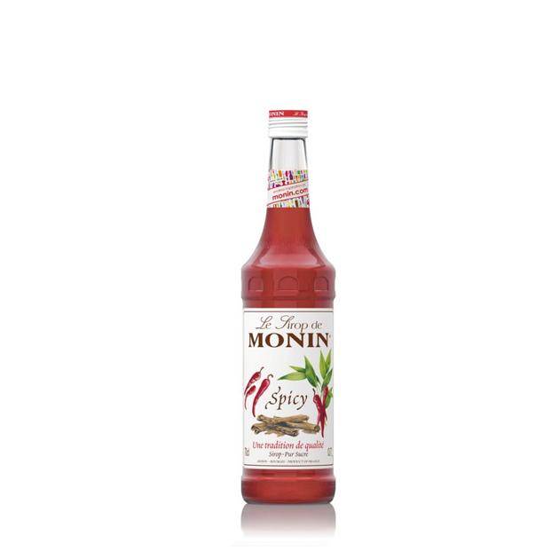 Företagsjulklappar - Monin Spicy 70cl