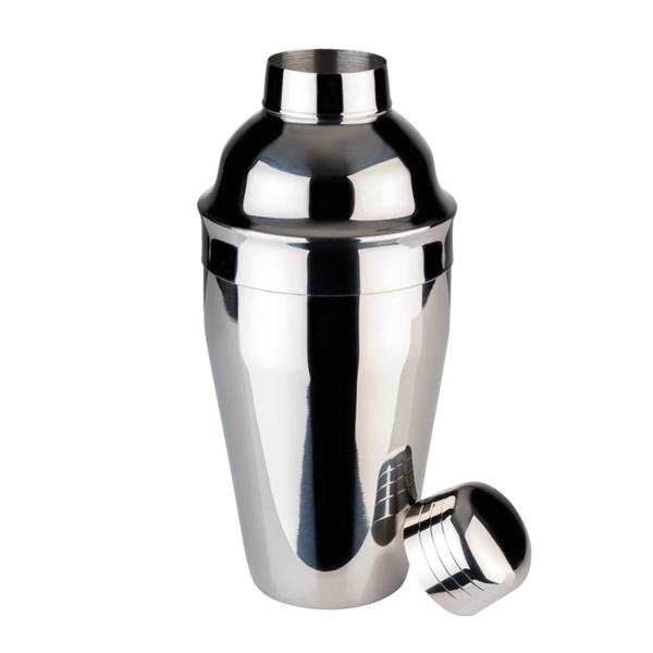 Företagsjulklappar - Shaker 0,5L Blank Rostfri 36010