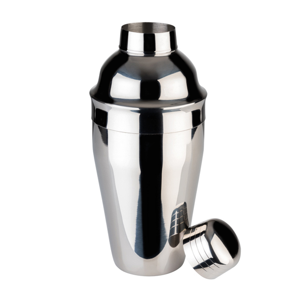 Shaker 0,5L Blank Rostfri 36010