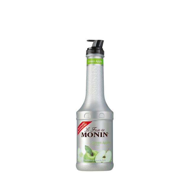 Företagsjulklappar - Monin***Grön Äppelpurè 1L